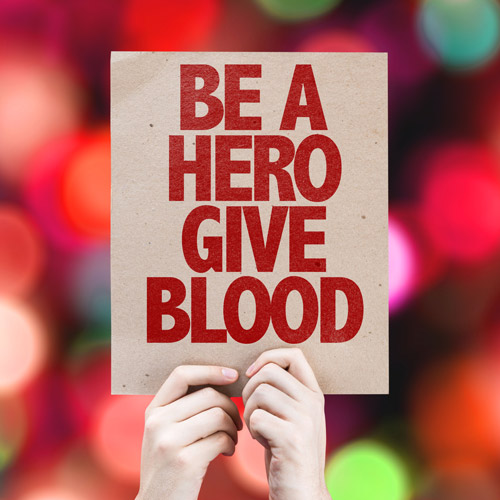 Donate Blood Nov. 15th